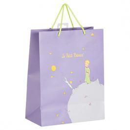 Presco Group Dárková taška Malý princ  – Planet, velká, 26 x 32,4 cm