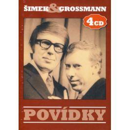 CD Šimek & Grossmann : Povídky 1-4