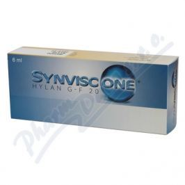 GENZYME SYNVISC ONE 48mg/6ml x 1 SYR