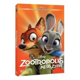 Zootropolis: Město zvířat (Edice Disney klasické pohádky) (Zootropolis)