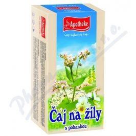 MEDIATE Apotheke Na žíly s pohankou čaj 20x1.5g n.s.