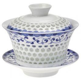 Oxalis Porcelánový set  Bailan - gaiwan