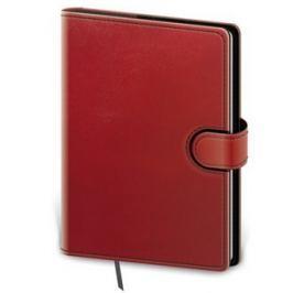 Helma 365, s.r.o. Zápisník Flip L tečkovaný červeno/černý