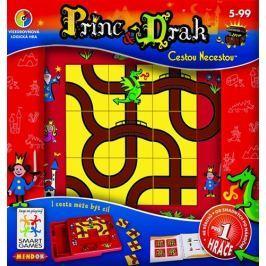 MINDOK Logická hra Princ a drak,
