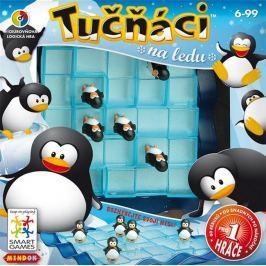 MINDOK Hra  SMART - Tučňáci na ledu