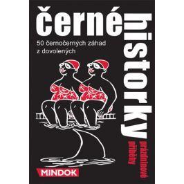 MINDOK Černé historky: Prázdninové příběhy,