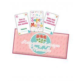 MEDIABOX Karty splněných přání pro maminku