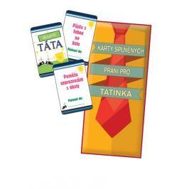 MEDIABOX Karty splněných přání pro tatínka