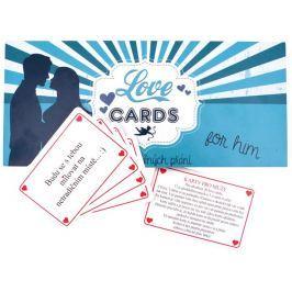 MEDIABOX LOVE CARDS - Karty splněných přání PRO NĚHO