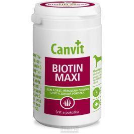 Canvit Biotin Maxi pro psy 230g-11427