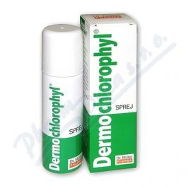 DR MULLER Dermochlorophyl sprej 50ml