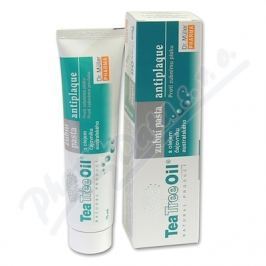 DR MULLER Tea Tree Oil zubní pasta antiplaque 75ml