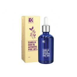 Brazil Keratin 100% čistý za studena lisovaný přírodní olej z kamélie (Camelia Seed Oil Authentic Pu