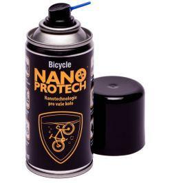 Nanoprotech BICYCLE na řetěz sprej 150ml oranžový
