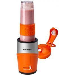 CONCEPT SM3381 smoothie maker   Active Smoothie 500 W oranžový 1 x 570 ml