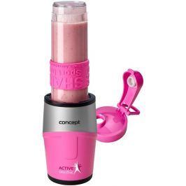 CONCEPT SM3383 smoothie maker  Active Smoothie 500 W růžový 1 x 570 ml