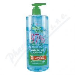 VIVACO Aloe Vera 97% chladivý gel po opalování 500ml