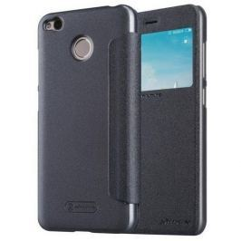 Nillkin Sparkle Leather Xiaomi Redmi 4X Black