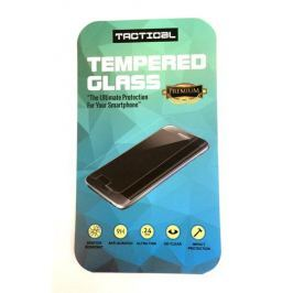Tactical Tvrzené Sklo 2.5D Black pro HTC U11 (EU Blister)