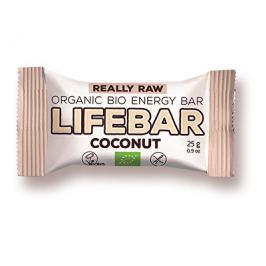 Lifefood Lifebar tyčinka kokosová RAW BIO 25g
