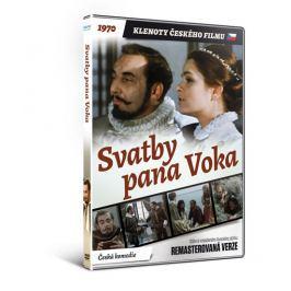 bohemia motion pictures Svatby pana Voka - DVD