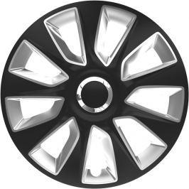 "Versaco Kryt kol  Stratos RC black/silver 16"" sada 4ks"