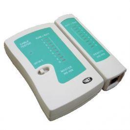 FULL DATACOM Cable Tester LED RJ 45 / RJ 11 / RJ 12