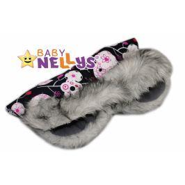 Baby Nellys Rukávník ke kočárku s kožešinkou  ® flees