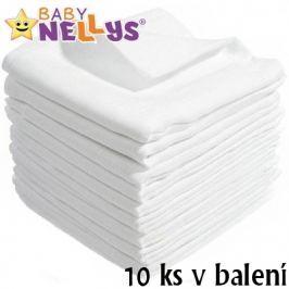Baby Nellys Kvalitní bavlněné pleny  - TETRA LUX 70x80cm, 10ks v bal.