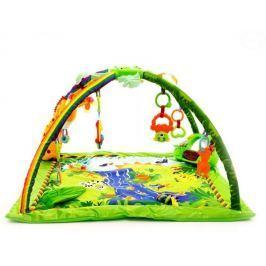 EURO BABY Hrací deka s melodií - Prales
