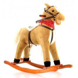 EURO BABY Houpací koník  - sv. hnědý