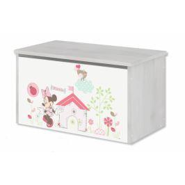 Disney Box na hračky, truhla  - Minnie