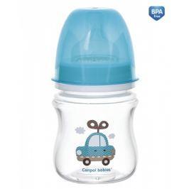 Canpol Babies Antikoliková lahvička se širokým hrdlem  Easy Start - TOYS 120 ml -