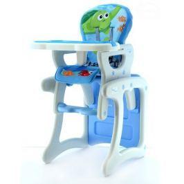 EURO BABY Jídelní stoleček - Modrý oceán