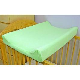 Baby Nellys Jersey potah na přebalovací podložku zelený
