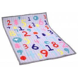 Kidsee Koberec - hrací deka - Číslice