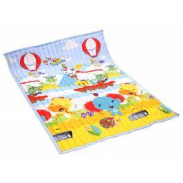 Kidsee Koberec - hrací deka - Veselé safari