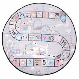 Kidsee Hrací deka - koš na hračky - Číslice