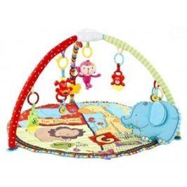 EURO BABY Hrací deka s melodií - Love Zoo