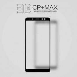 Nillkin Tvrzené Sklo 3D CP+MAX Black pro Samsung A530 Galaxy A8 2018