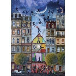 ART PUZZLE Puzzle Ulice snů 500 dílků