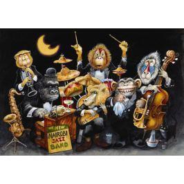ANATOLIAN Puzzle Jazzová kapela 500 dílků