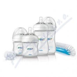 PHILIPS AVENT Startovací sada kojeneckých lahviček AVENT Natural (PP)
