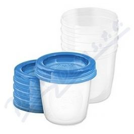 PHILIPS AVENT VIA pohárky  180ml, 5ks