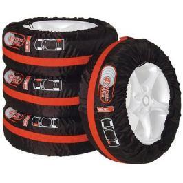 Carpoint Ochranný obal na pneumatiky  4 ks