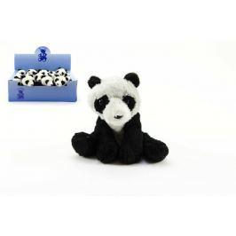 Teddies Panda plyš 14cm 18ks v boxu