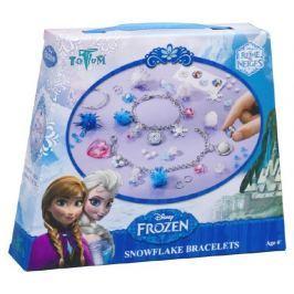 Lowlands Kreativní sada - šperky Ledové království/Frozen v krabičce