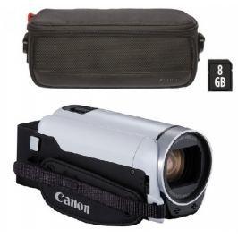 Canon Videokamera  LEGRIA HF R806 Essential kit bílá + pouzdro + pam.karta