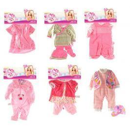 Teddies Oblečky/Šaty pro panenky asst v sáčku 25x40cm