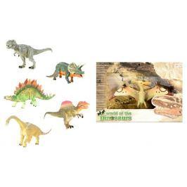 Teddies Dinosaurus plast 20cm asst 6 druhů v krabici